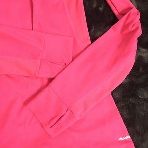 adidas Tops - BNWOT Adidas Quarter Zip Long Sleeve